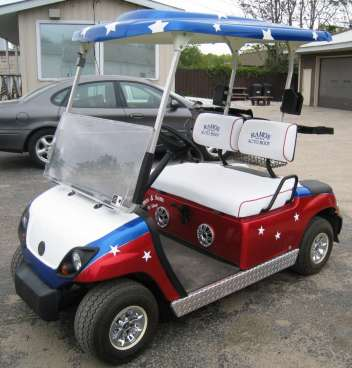 Custom Golf Carts, Muskegon, MI